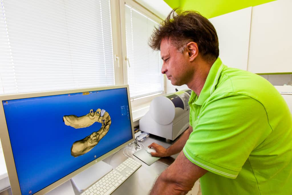 Zahnarztpraxis Rainer Kristek Spandau Labor
